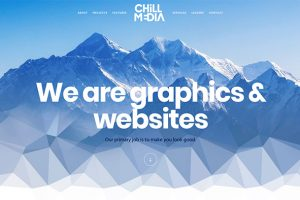 Chill Media - Design & Websites
