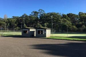 Kirrawee Tennis Courts