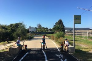 Woolooware Bay Shared Pathway