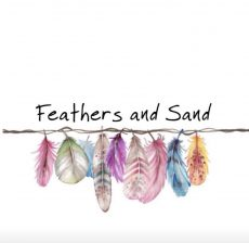 Feathers and Sand